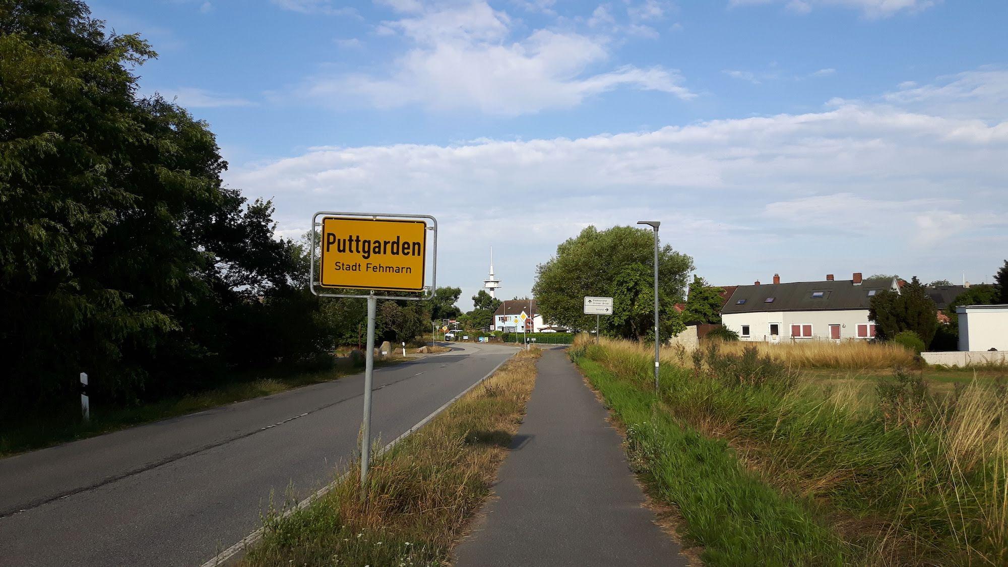 In Puttgarden Germany