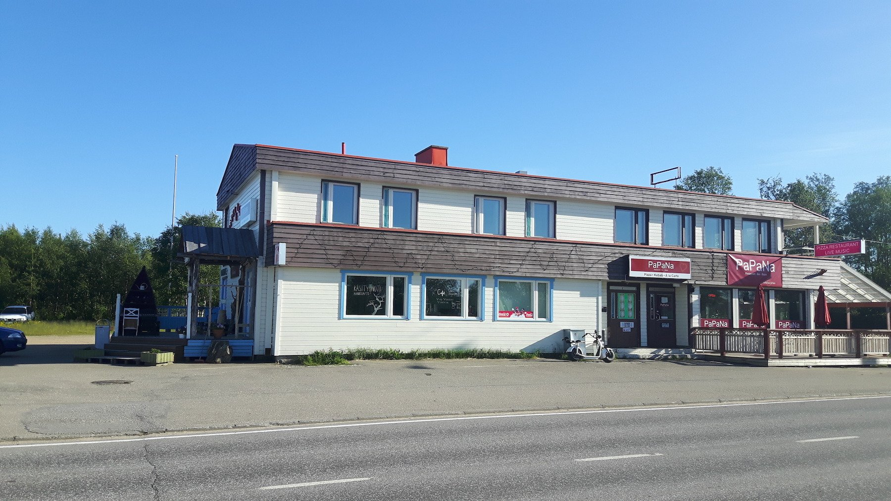 Restaurant in Inari