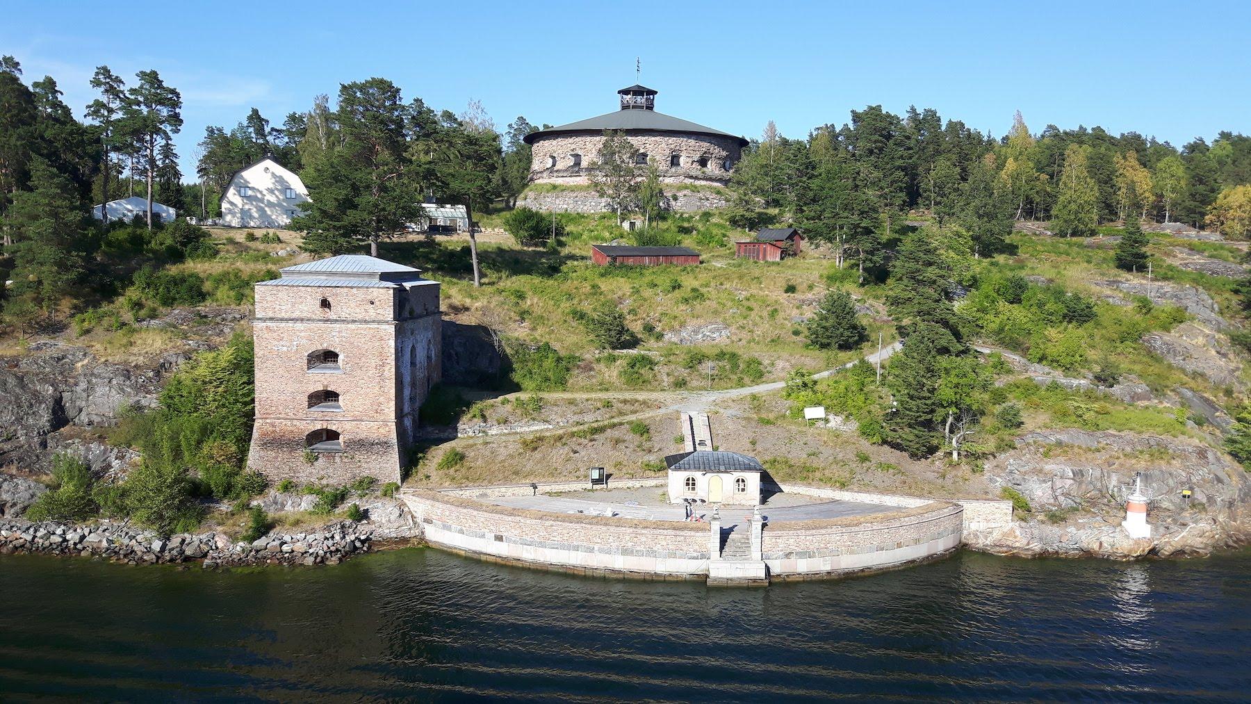 Skansudden ner Stockholm