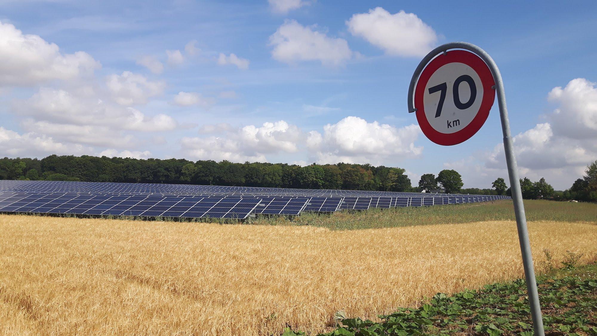 Speed Limit in Denmark