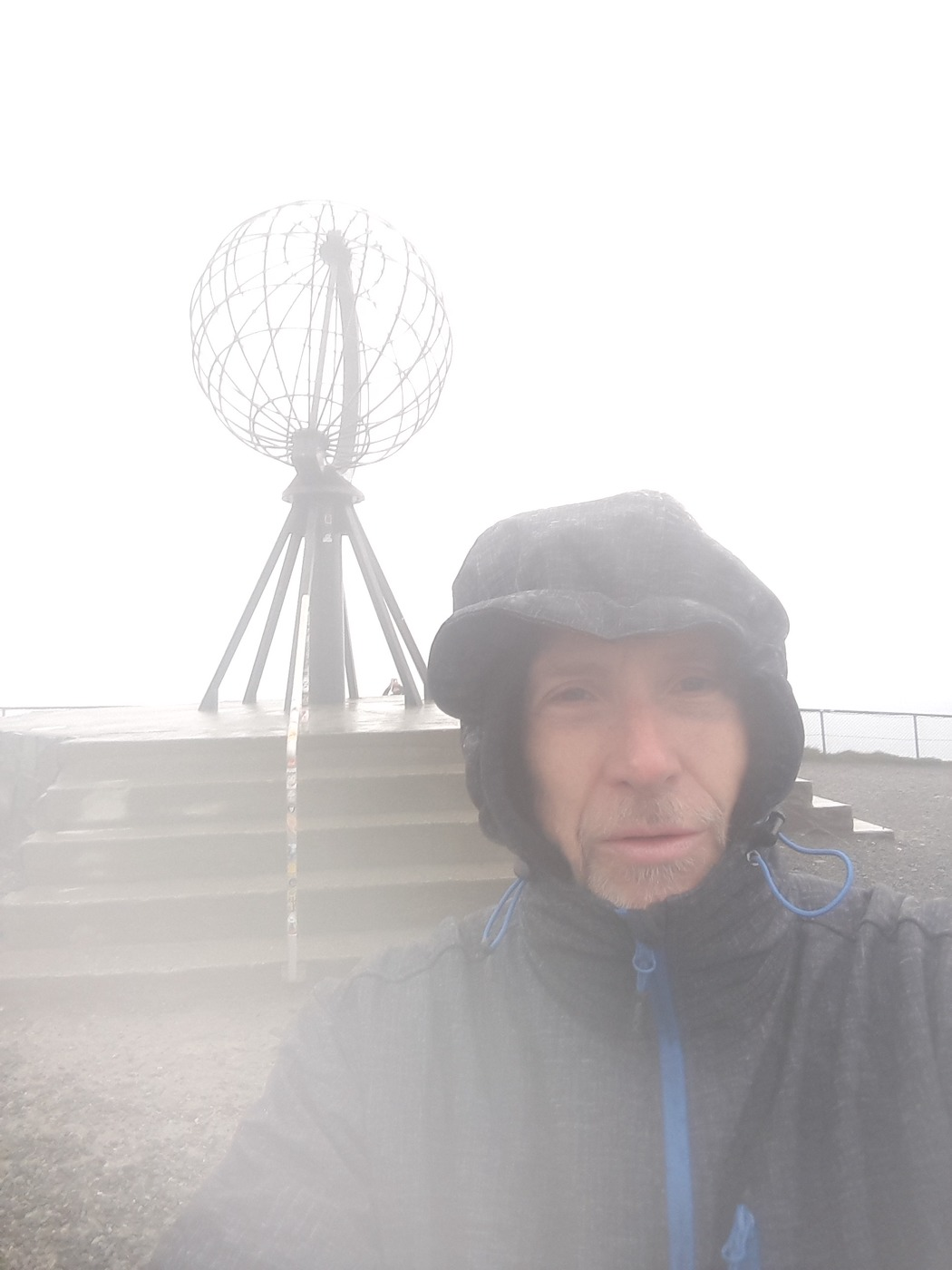 Me at North Cape Point