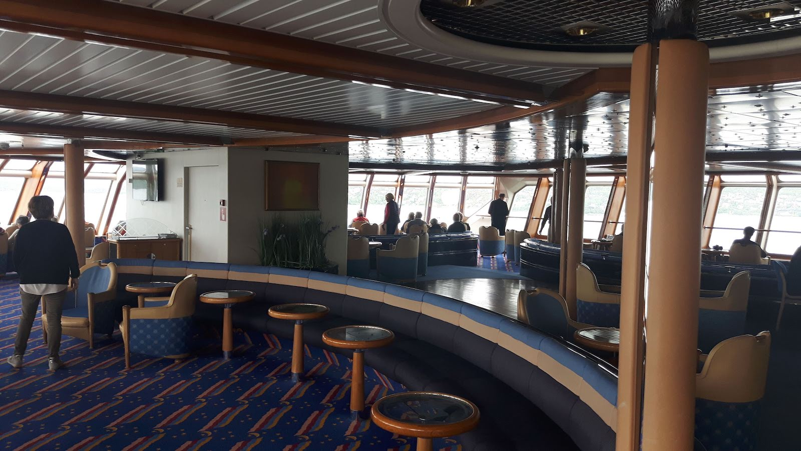 Life onboard Hurtigruten