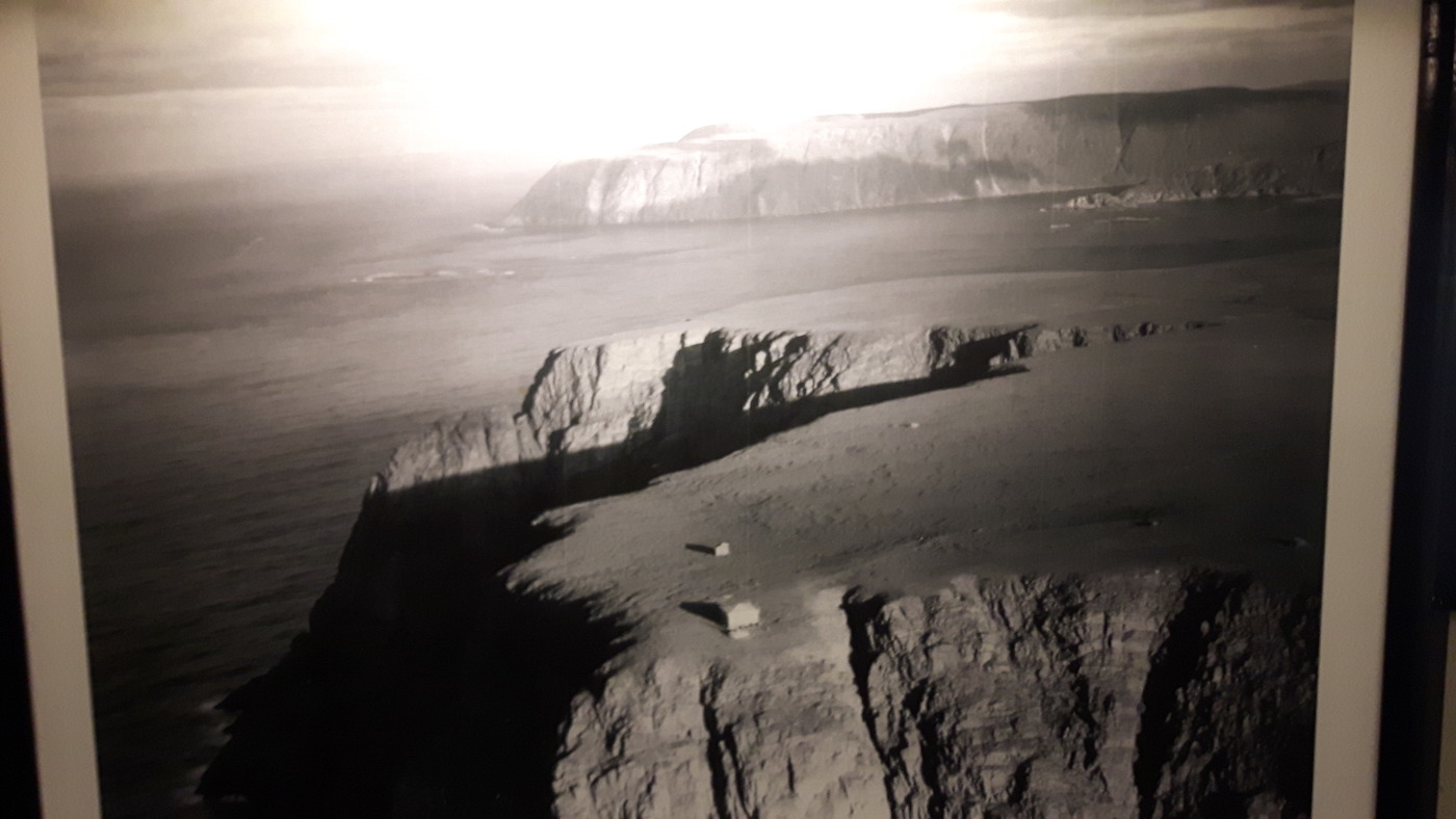North Cape in the old times