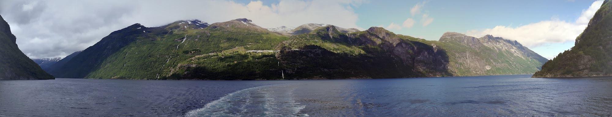 Pabo Geirangerfjord Norway