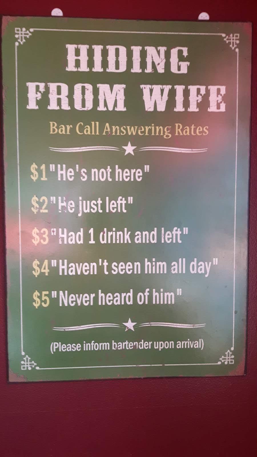 A pub sign in Inari Finland