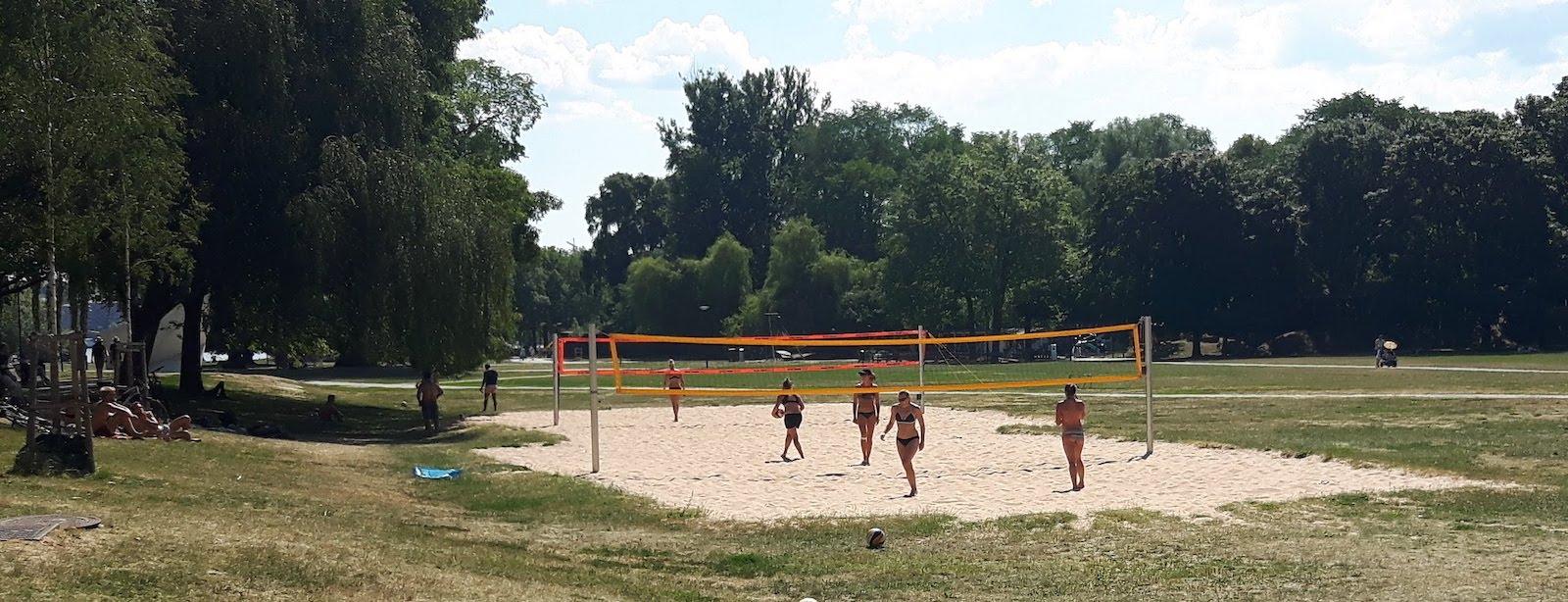 Beach Volleyball Stockholm Sweden