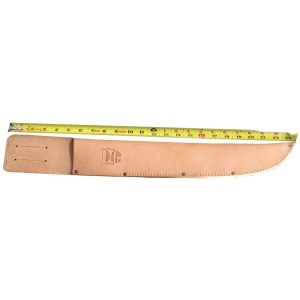 "Heritage Leather 17"" Machete Sheath"