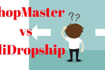 shopmaster vs alidropship