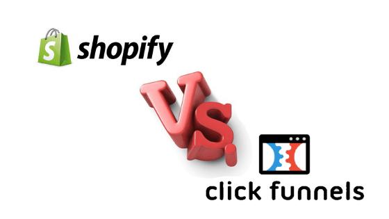 Clickfunnels vs Shopify: The Idea Platform for Quick Sales?