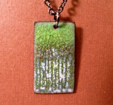 Green Forest Pendant