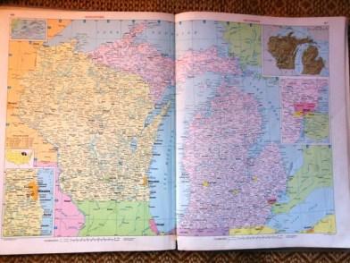 Odyssey - Wisconsin and Michigan