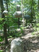 Walk of Art - Stones and Steel