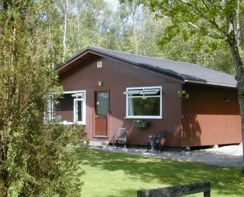 Lodge 5 at Torcroft Lodges