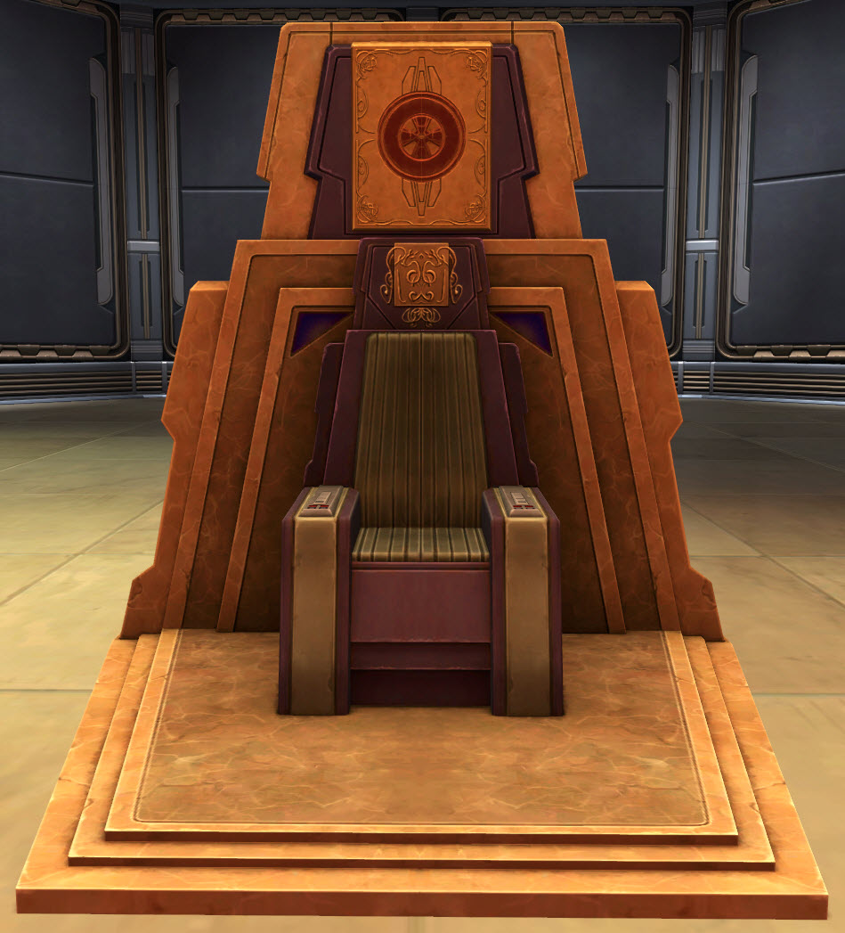Alderaanian Throne