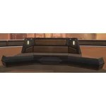 Basic Metal Couch