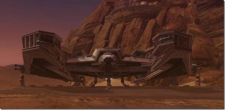 Fury-Class Imperial Interceptor 2