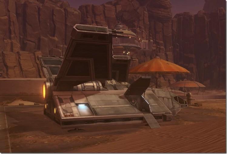 Imperial Transport Shuttles 2