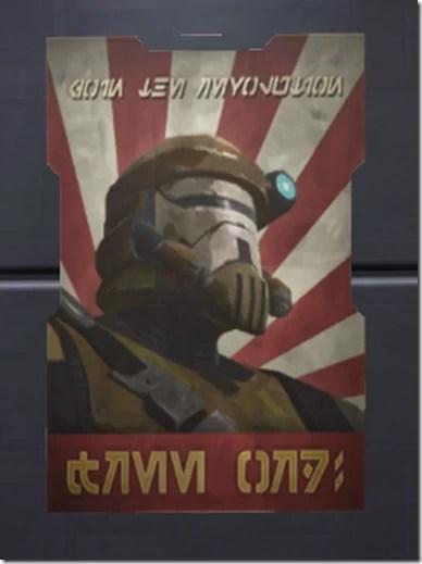 Poster Sepratist Forces 2