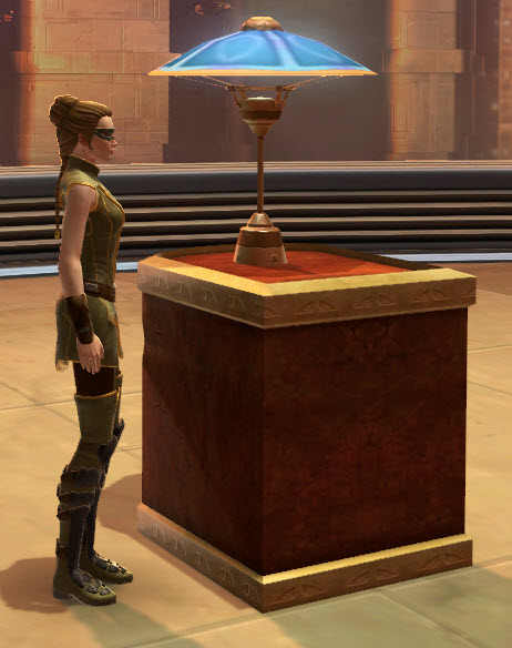 Senate Podium (Lamp) 2