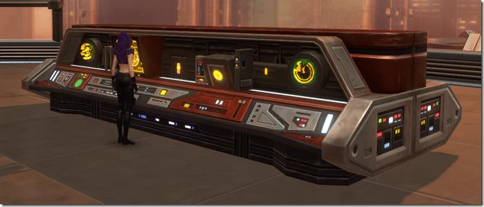 Ship Computer Republic (Base)