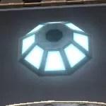 Octagonal Light Node