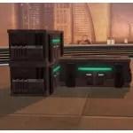 Plasteel Crate (Stacked)