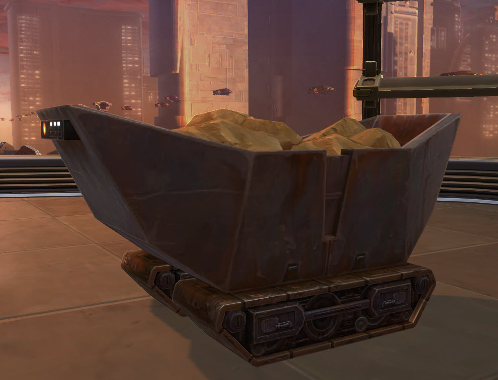 swtor-mine-cart-asteroid-rocks-decoration