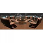 Arrangement: Executive's Lounge