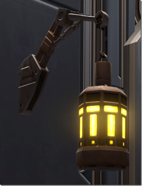 Bazaar Lantern Preview