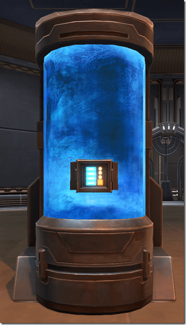 Cryogenics Tank Preview