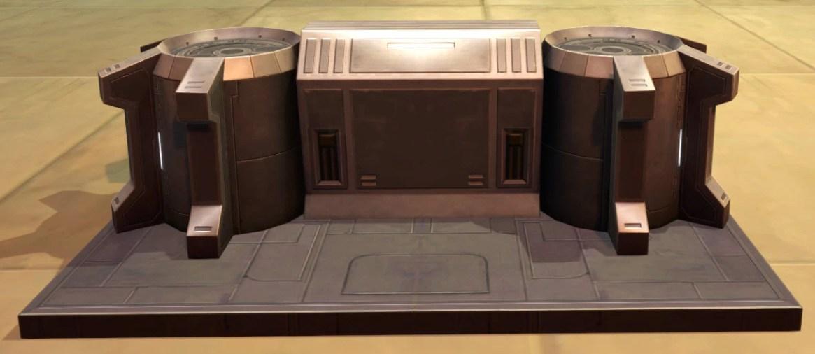 Generator Node Imperial