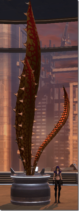 Planter Oriconian Stalk 2