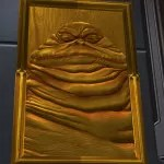Portrait: Gold Plated Hutt