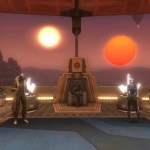 Lycinius' Vacation retreat – The Red Eclipse
