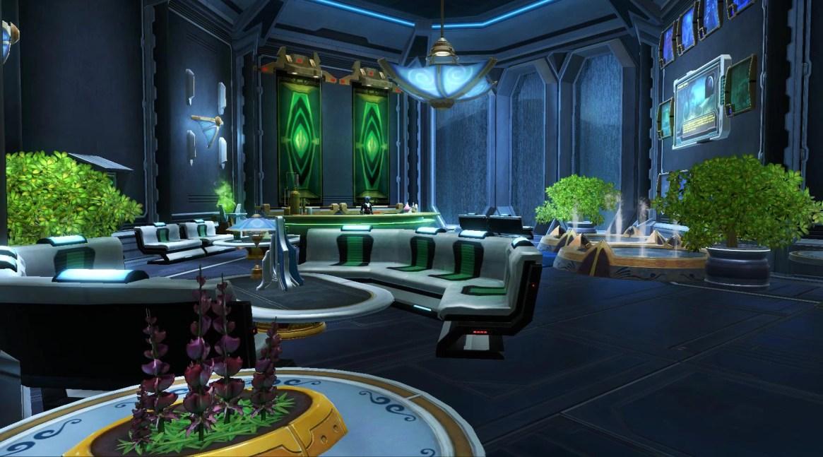 Ambassadors-Lounge
