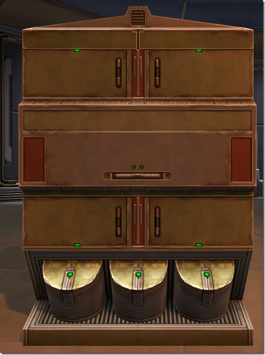 Underworld Supply Locker