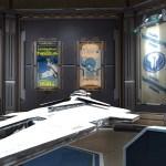 Benaiah's Starfighter Lounge – T3-M4