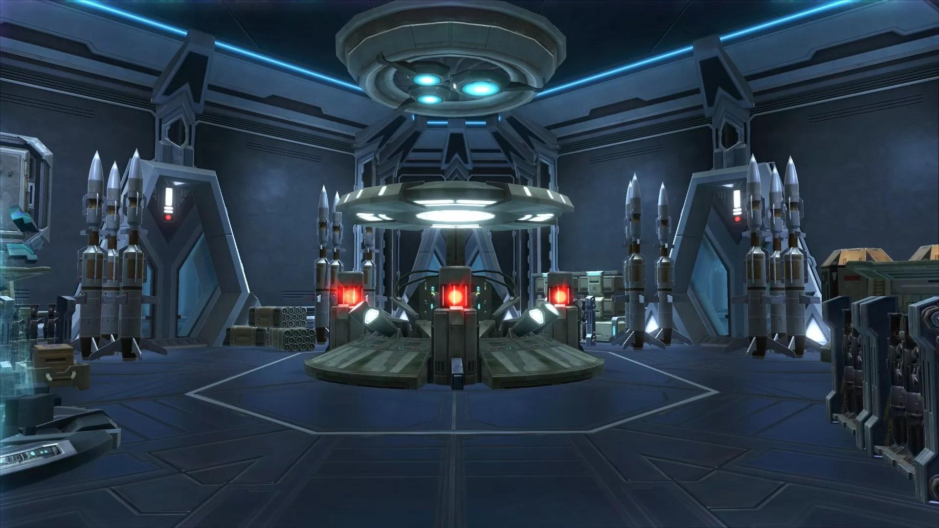 Agent Winterx's Armoury – The Harbinger
