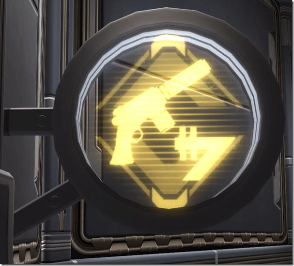 Circular Sign Smuggler 2