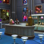 Rhint's Jedi Academy: Launchpad Lounge - The Ebon Hawk
