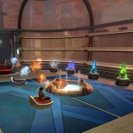 Taiari's Jedi Meditation Room – The Harbinger
