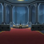 Karath's Reception Room – The Ebon Hawk