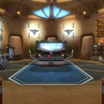 Playful Rawr's Republic Bedroom - Jedi Covenant