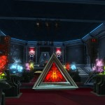 Zarraa's Shrine of the Sith - The Ebon Hawk