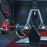 Arashino's Office – Jedi Covenant