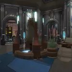 A'tlantica's Meditation Hall – The Harbinger