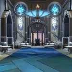 Maemei's Republic Hallway – Jedi Covenant