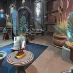 A'tlantica's Living Room – The Harbinger