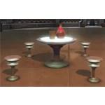Arrangement: Café Table
