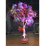 Life Day Holo-Tree (Pink)